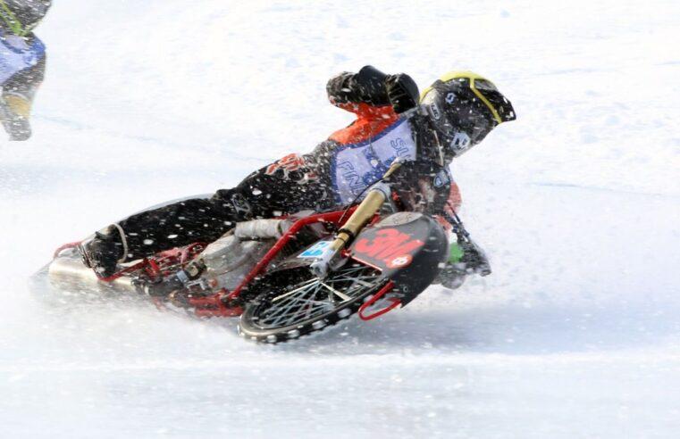 Aki Ala-Riihimäki: My wife Nina has also been riding ice speedway (interview)