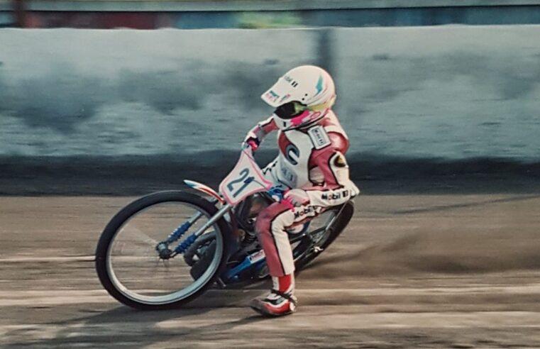 Kobiety speedwaya (5) – Jacqui Mauger: Wsparcie wujka Ivana było bardzo ważne (wywiad)