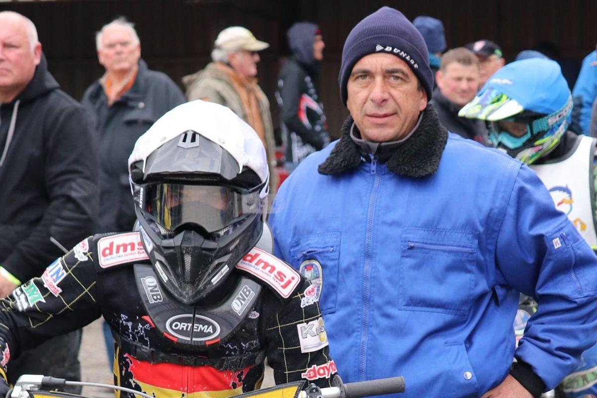 Twarze Speedwaya (9): Amatorstwo przeszkodą dla mistrza Niemiec