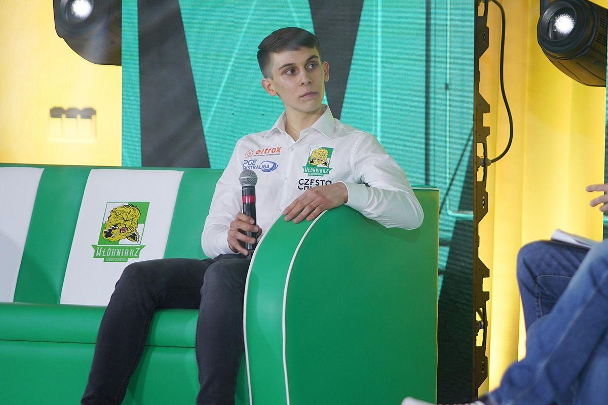 Z perspektywy juniora (2) – Jakub Miśkowiak: W Częstochowie naprawdę czuję się jak w rodzinie (wywiad)
