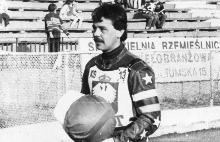 """Twarze Speedwaya (15): """"Hela"""", cichy bohater Leszna"""