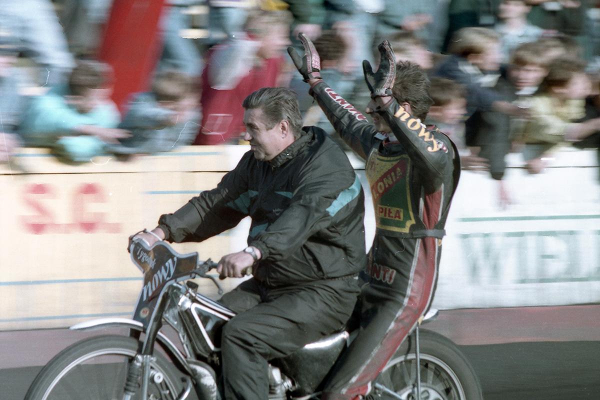 Twarze Speedwaya (18): Zawodnik, ojciec, trener, legenda