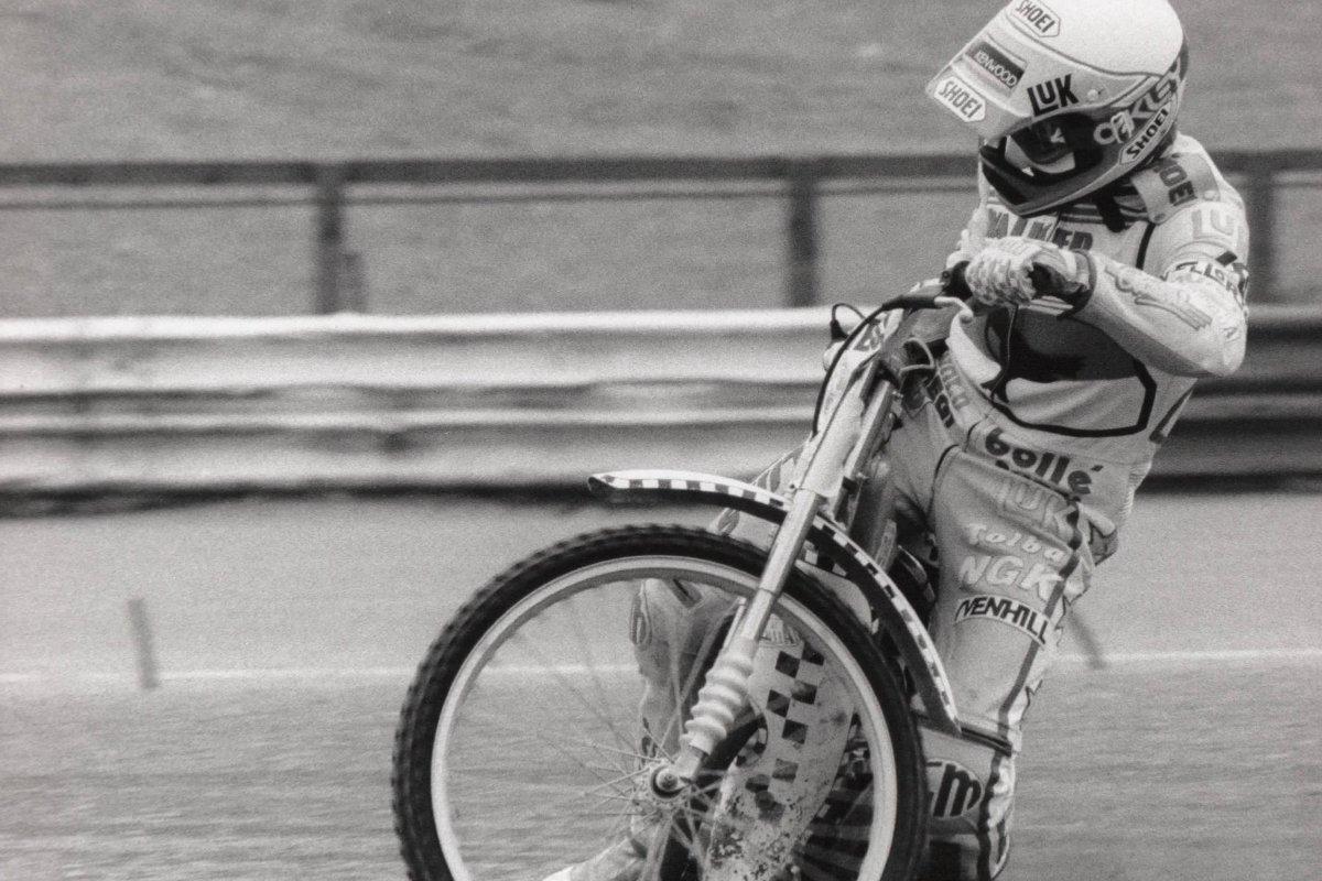 Twarze Speedwaya (31): Fani go kochali, a on fanów