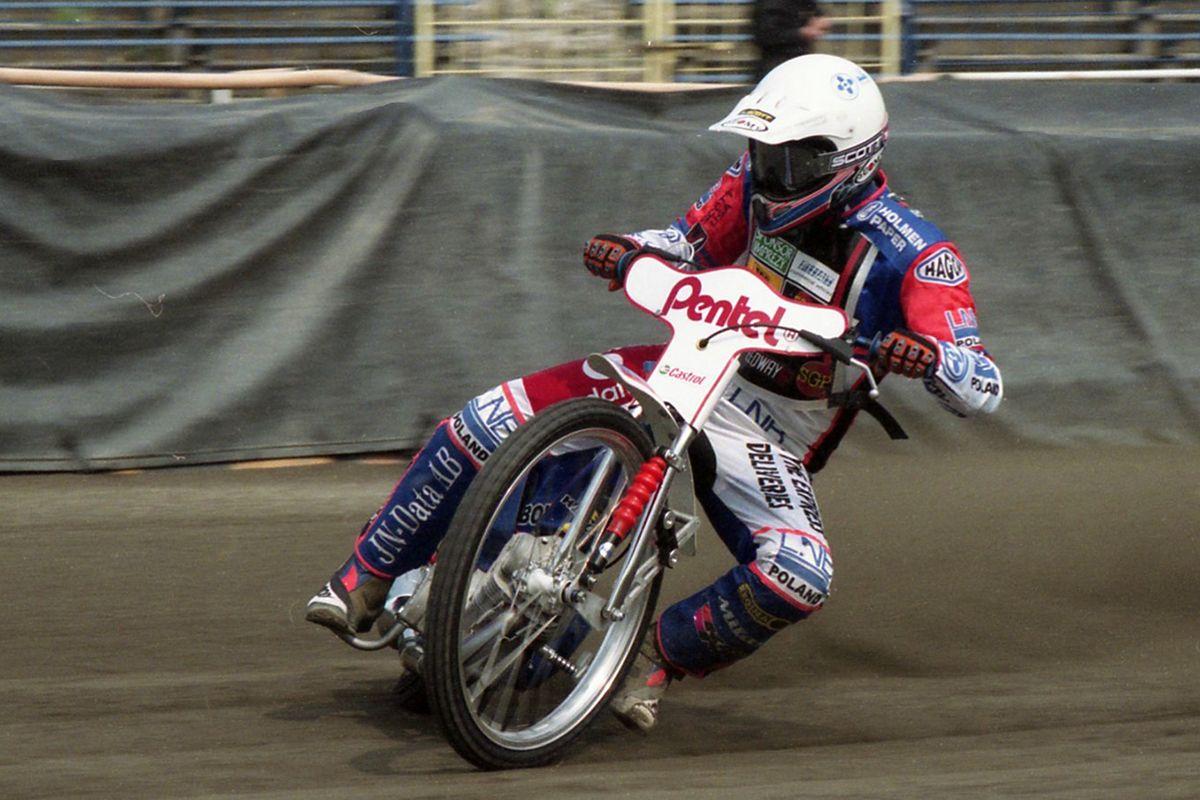 Twarze Speedwaya (32): Człowiek ze stali